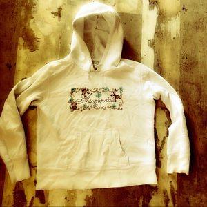 Retro Aeropostale monkey hoodie size medium